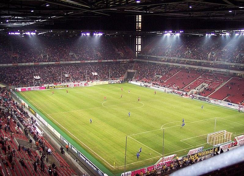 Der 1. FC Köln sieht Gegner im Rückspiegel