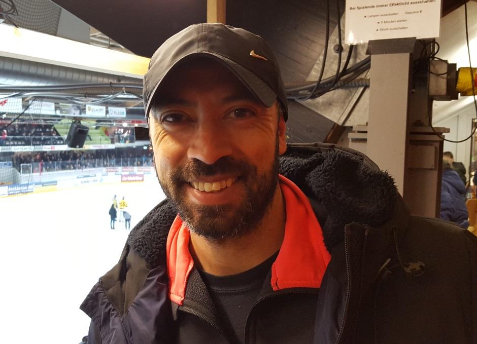 Argentinien erforscht Eishockey in der Schweiz