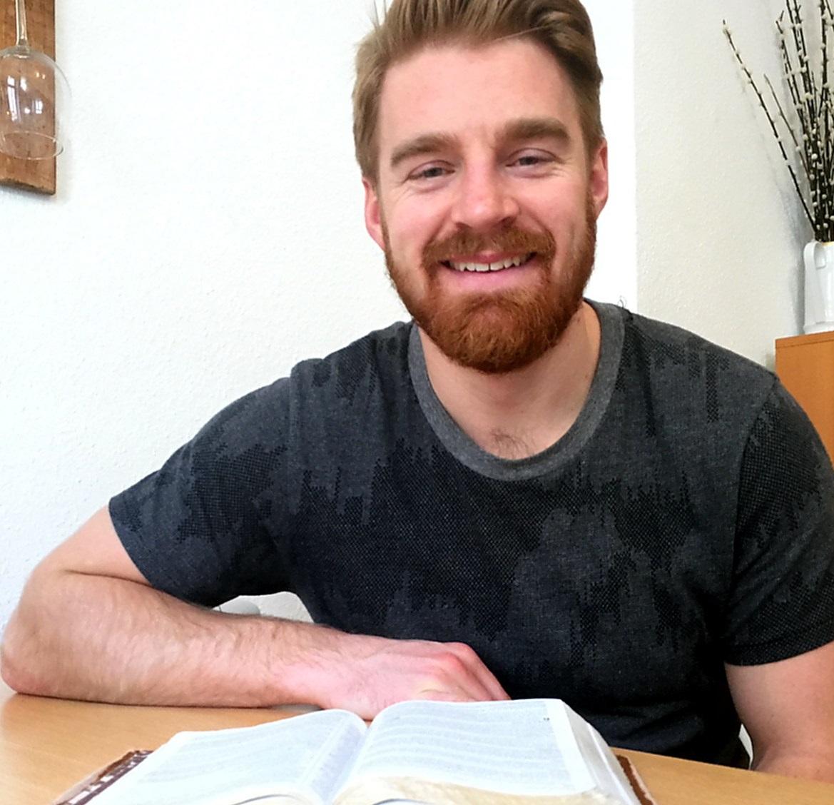 Eislöwe Jordan Heywood: «Mein Wert kommt von Gott»