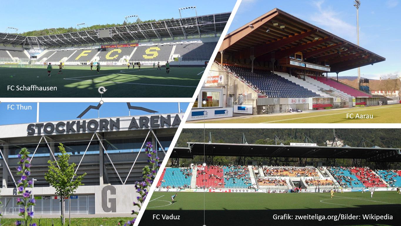 Vor Barrage-Kracher FC Thun gegen FC Sion – Aber FC Aarau und FC Schaffhausen sind die Relegations-Könige